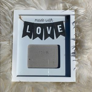 """""""Made with Love"""" Photo Frame"""